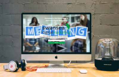 Project Swansea Digital Marketing Website