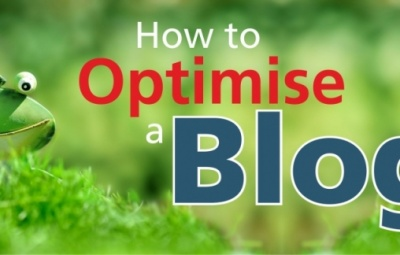 How to optimise a blog - Want SEO